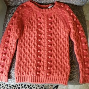 Childrens size 6 Burberry sweater